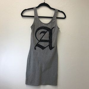 Divided H&M gray dress size 6